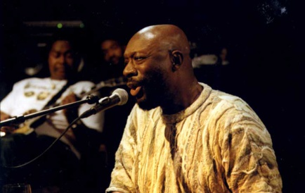 Isaac hayes au Celebrity Centre - 1997