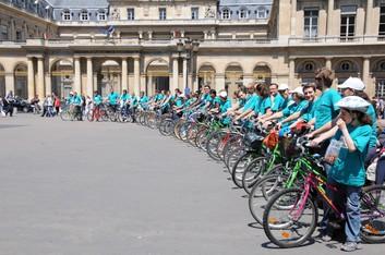 Cyclistes non à la drogue, Oui à la vie