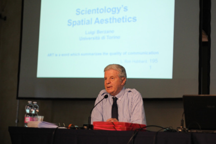 Professor Luigi Berzano