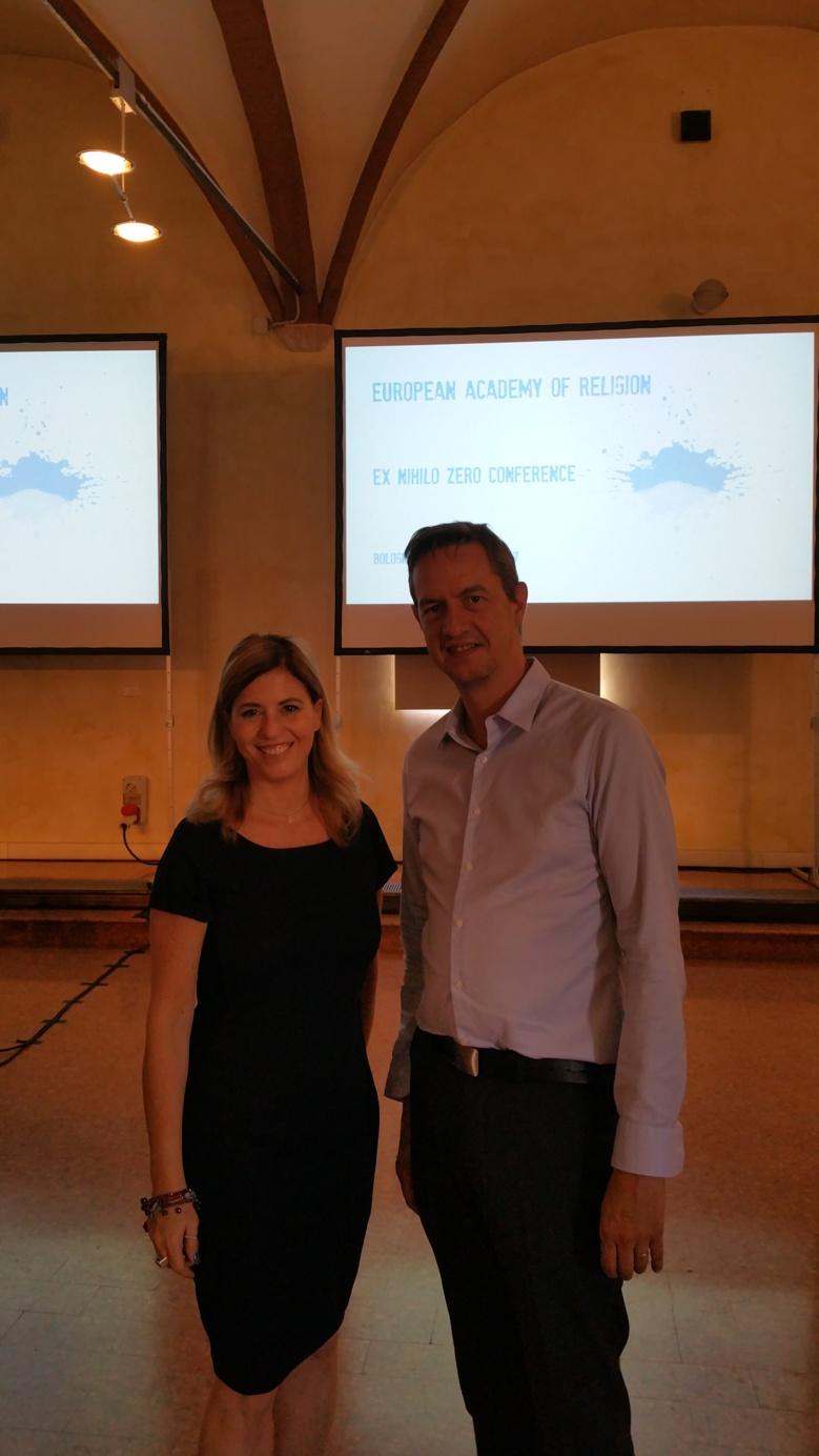 Germana Carobene et Eric Roux