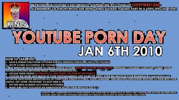 Anonymous et la pornographie pour enfants