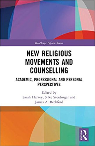 Sortie du livre New Religious Movements and Counselling