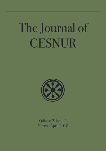The Journal of CESNUR entièrement consacré à la scientologie