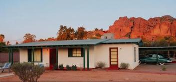 La maison de Ron Hubbard en Arizona classée lieu historique des Etats-unis