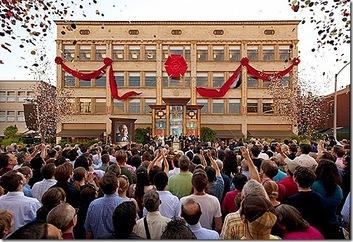 Une nouvelle Eglise de scientologie inaugurée à Pasadena