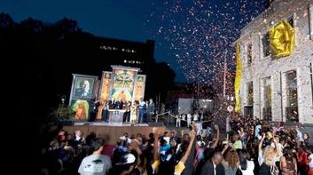 Quand l'Afrique du sud rend hommage aux scientologues