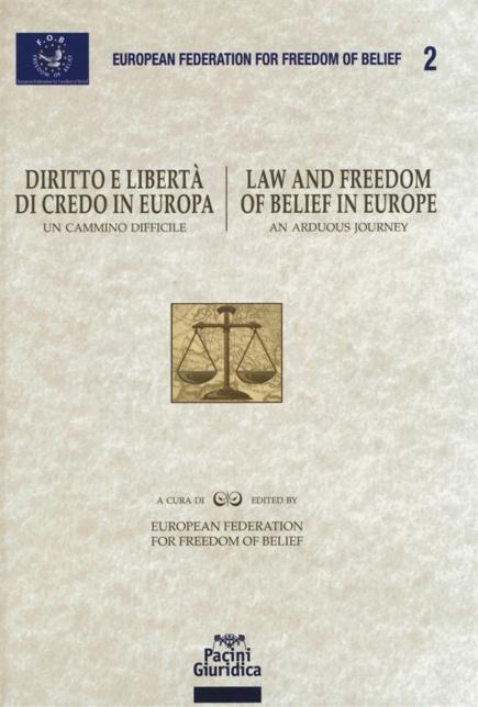 Nouvelle publication sur la liberté de croyance en Europe