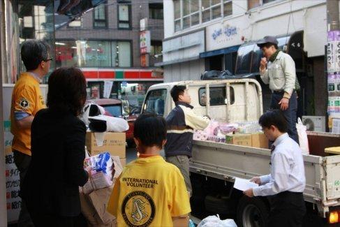 Ministres volontaires au Japon