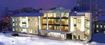 Une nouvelle Eglise de Scientologie à Moscou