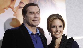 Interview John Travolta par Paris Match