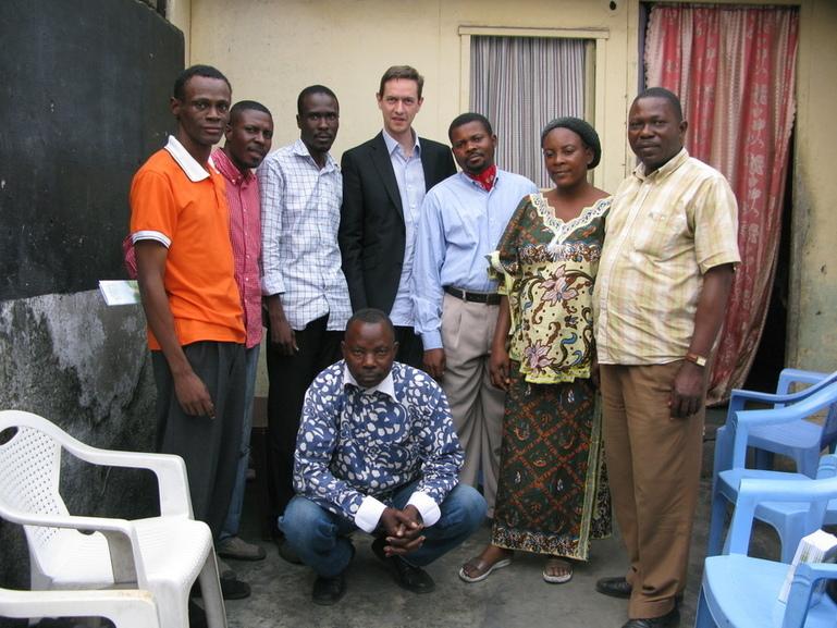 Petit voyage à Kinshasa