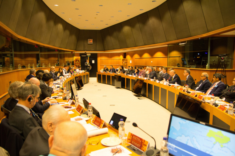 Le Faith and Freedom Summit II au Parlement Européen