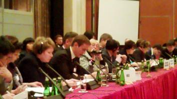 OSCE meeting sur la dimension humaine 2011