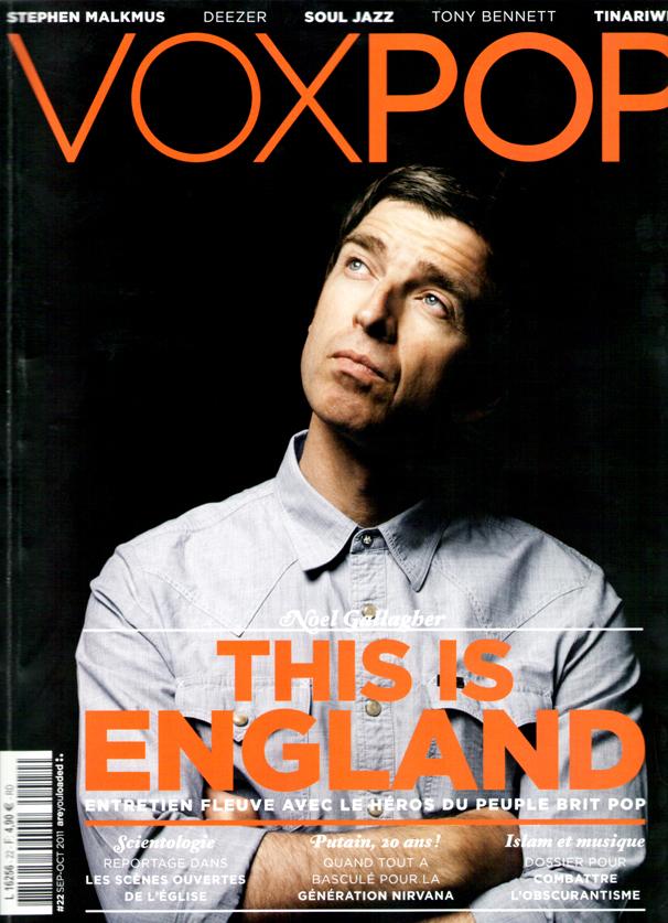 Voxpop septembre/octobre