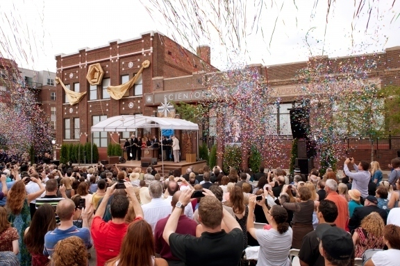 Inauguration de l'Eglise de Scientologie de Denver
