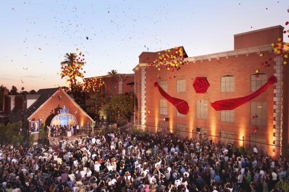 Inauguration de l'Eglise de Scientologie de Phoenix