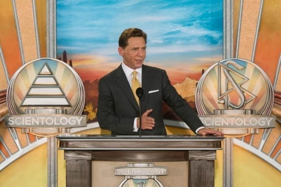 M. David Miscavige, leader ecclésiastique de la religion scientologue