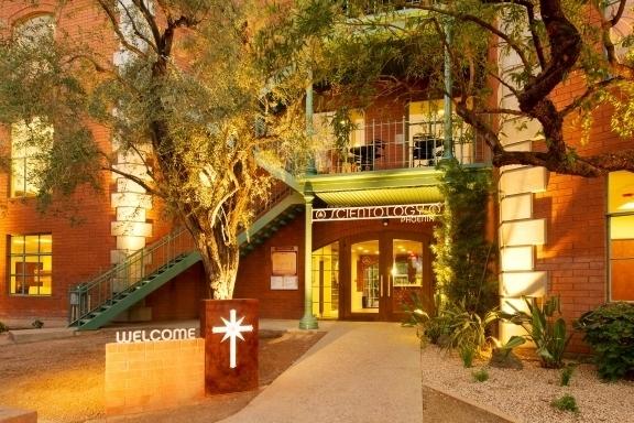 Eglise de scientologie de Phenix, Arizona