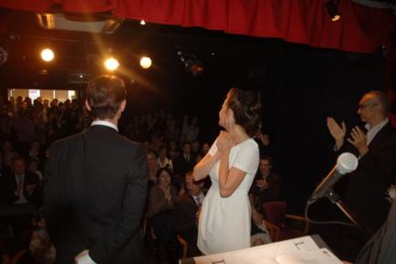 Mariage au Celebrity Centre