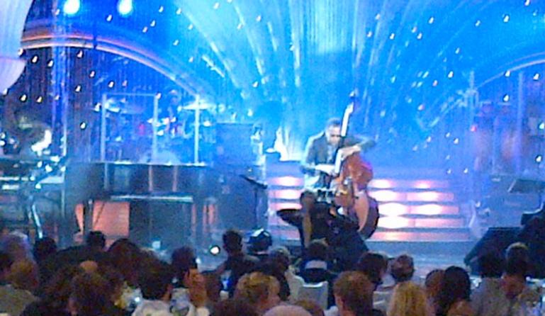 Gala du Celebrity Centre International (avec Stanley Clarke)