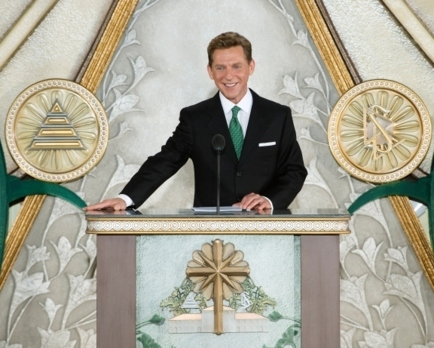 M. David Miscavige