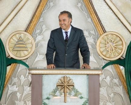 Maurizio Saia, sénateur de la République d'Italie pour la Vénétie