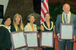 La Chambre des Députés d'Hawaï félicite officiellement l'Eglise de Scientologie