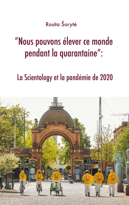 Nouveau livre : la Scientology et la pandémie de 2020