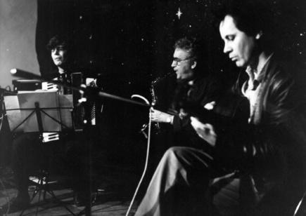 Lee Konitz au Celebrity Centre Paris en 1986