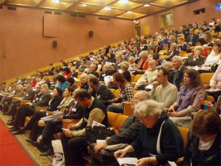 Présentation Scientologie lors de la Conférence INFORM à la London School of Economics and Political Science