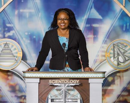 Ouverture de la nouvelle Eglise de Scientologie de Sydney
