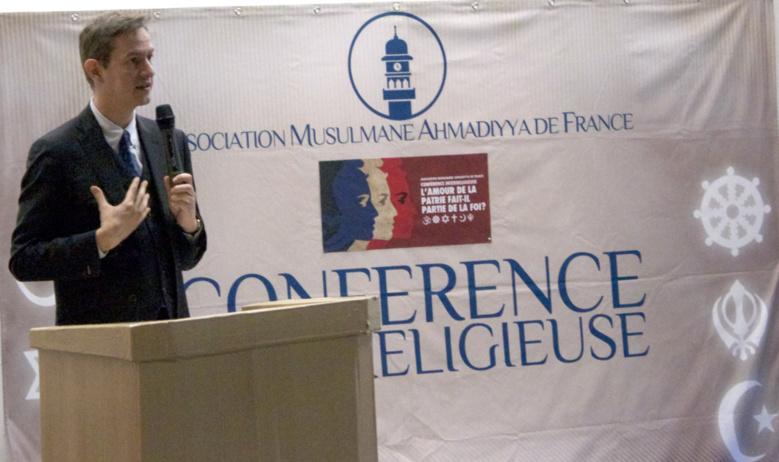 Conférence interreligieuse à Epernay