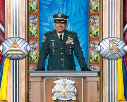Lieutenant-colonel Anstrongh Polania
