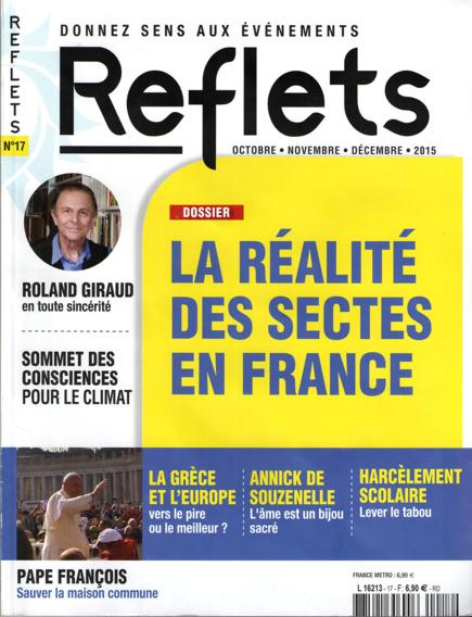 Revue Reflets - numéro 17