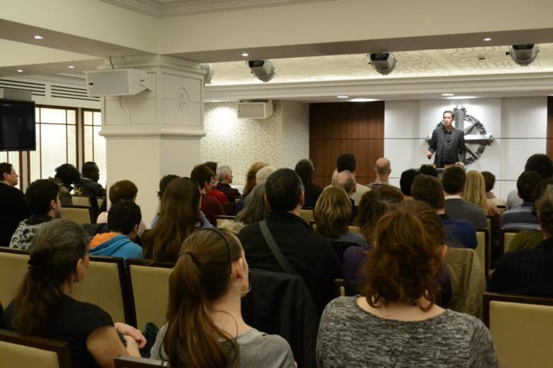 Office Interreligieux à l'Eglise de Scientologie à Bruxelles