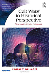 "Sortie du livre ""Cult wars in historical perspectives"""